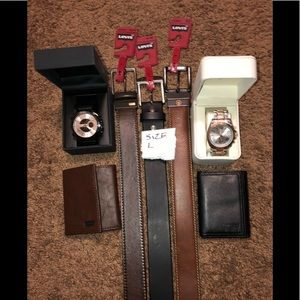 Other - Belts and Wallets For men